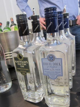 Hayman's Gin & Royal Dock Navy Strength Gin