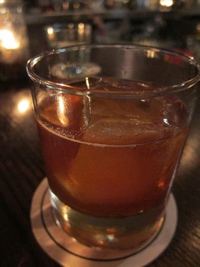 beer old fashioned