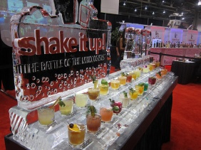 Shake It Up Competition at Nightclub & Bar Convention & Trade Show 2012