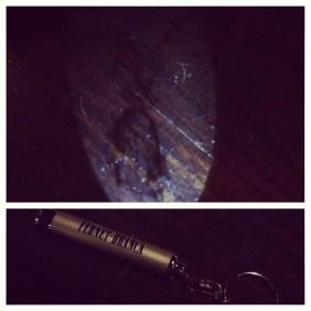 Fernet-Branca flashlight