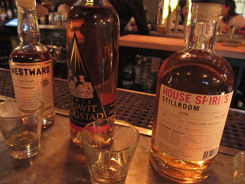 New Offerings From House Spirits