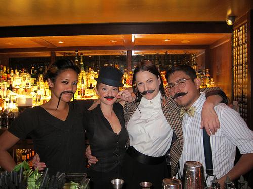 Celebrating Movember