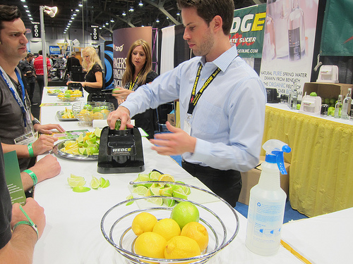 gadget to cut all your lemons and limes
