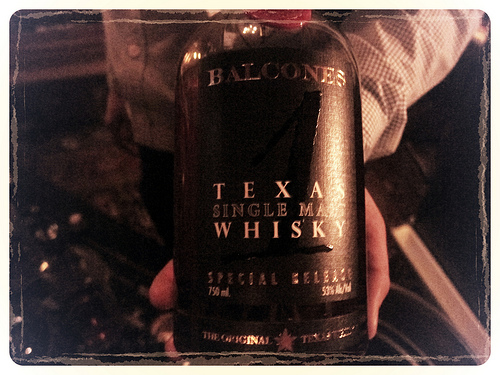 Balcones Single Malt