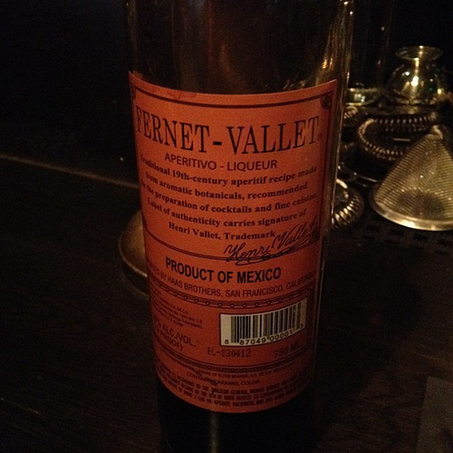 Fernet - Vallet