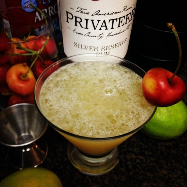 Privateer Rum Rainier Cherry Daiquiri
