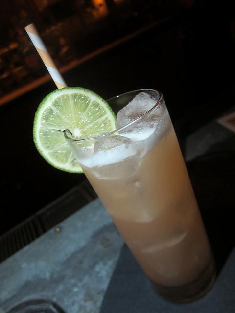 SPF 120 - a Bruilladich tiki drink