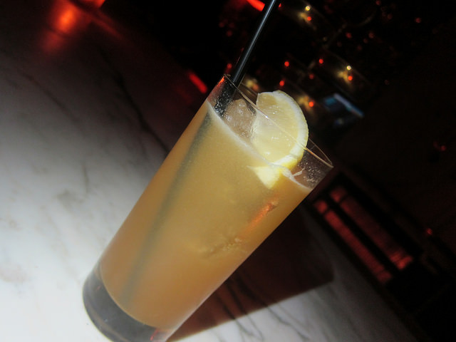 fancy Long Island Iced Tea